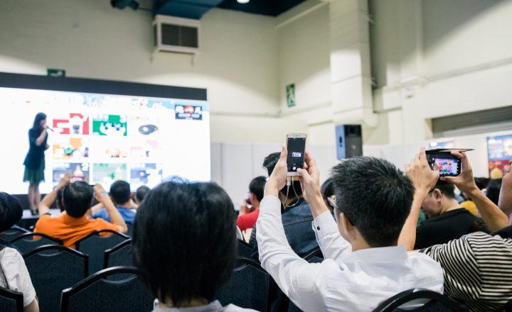 Groom your own speaker for expo