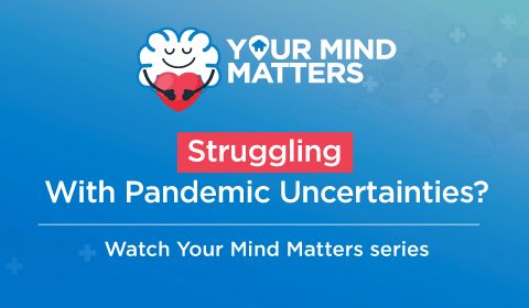 A video series to improve your emotional resilience and managing your mindset in the new norm.